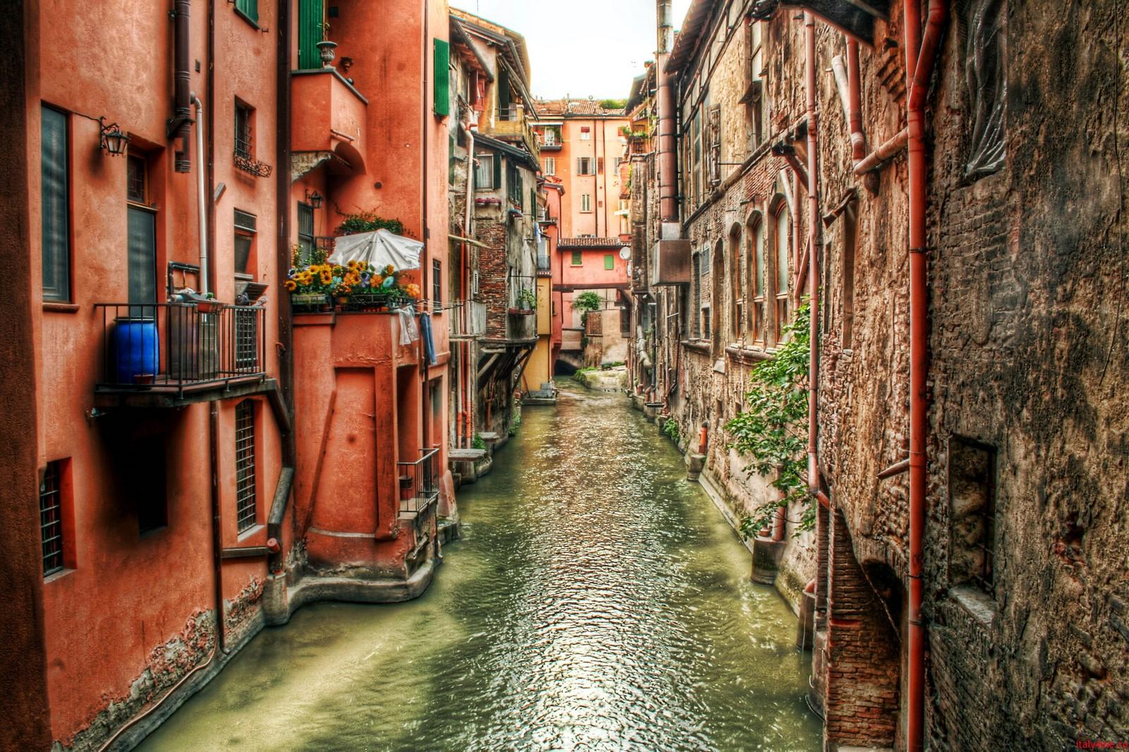 Винно-гастрономический тур в Болонью (фото)