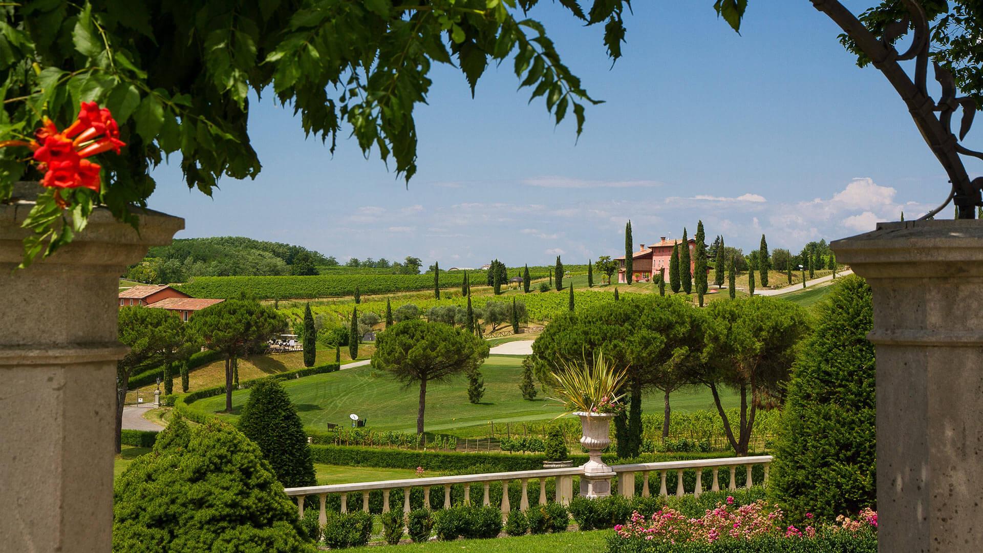 Friuli venezia giulia enogastronomica wine tour italia for Progettazione giardini friuli venezia giulia