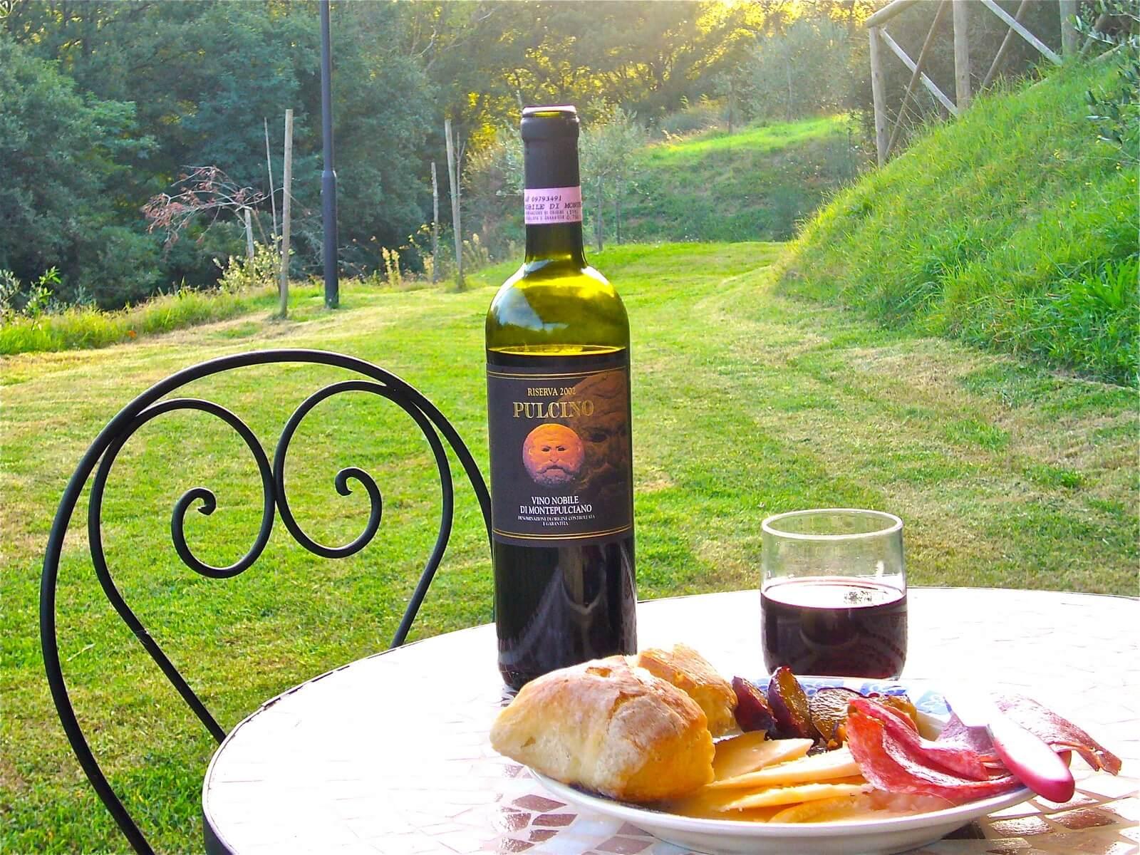 Винный тур в Монтепулчиано (фото)