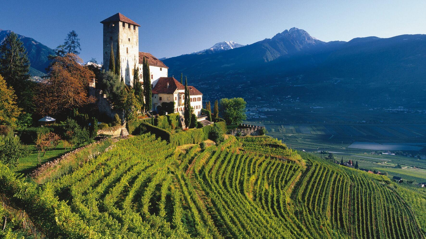 Trentino Alto Adige enogastronomico - Wine Tour Italia