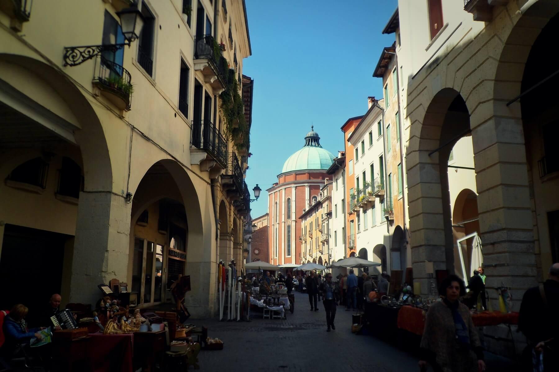 Винный тур в Виченцу (фото)