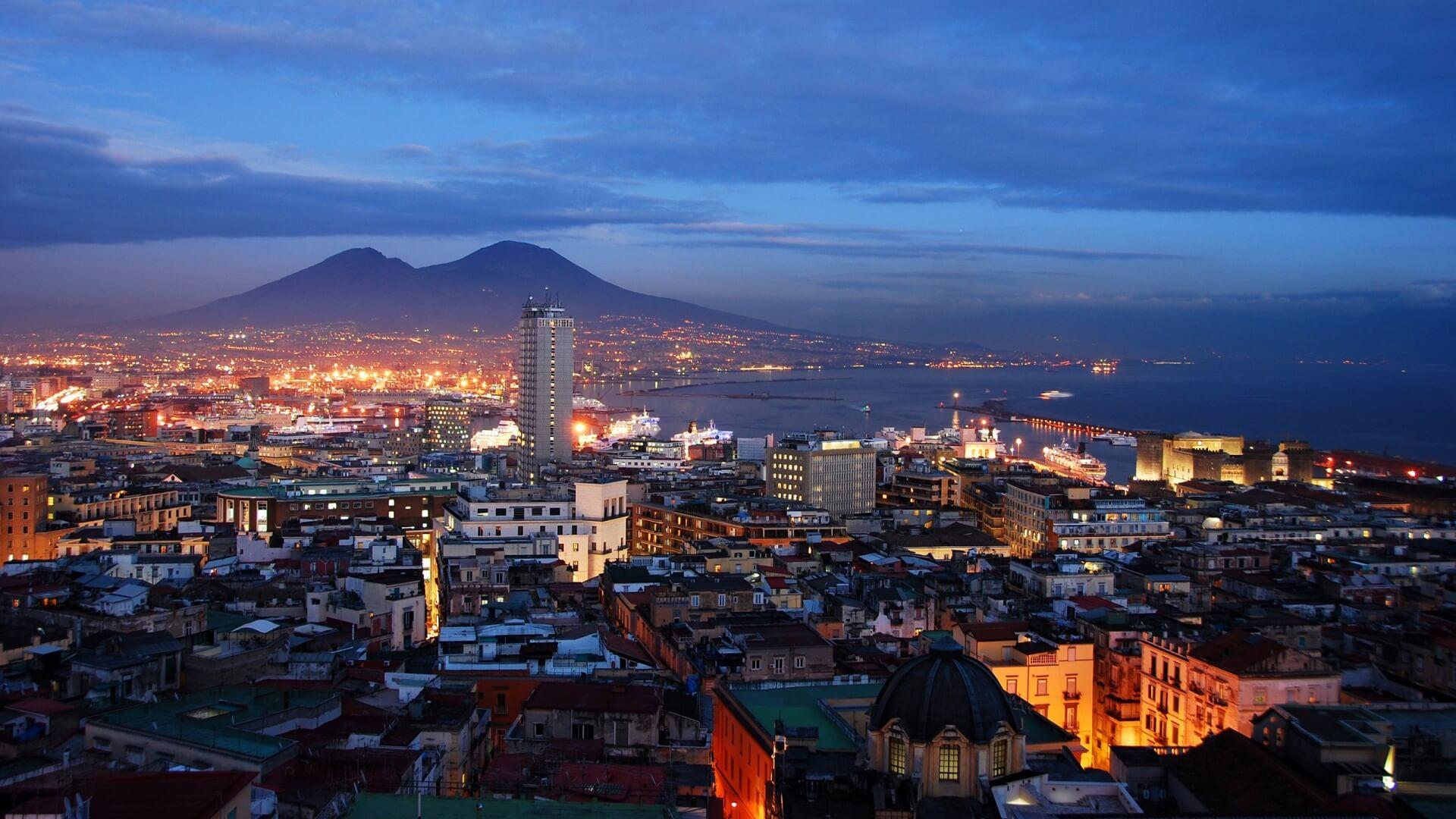 Неаполь картинки города