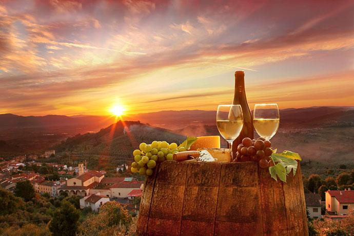 Экскурсия с дегустацией вина (фото)