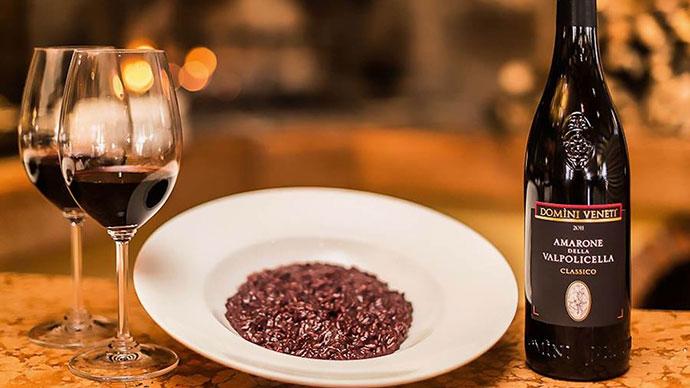 Красное вино Италии (фото)