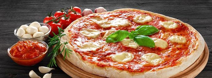 Гастрономический тур по Италии (фото пиццы)