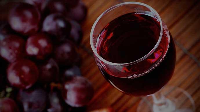 Как правильно пить сухое вино (фото вина)