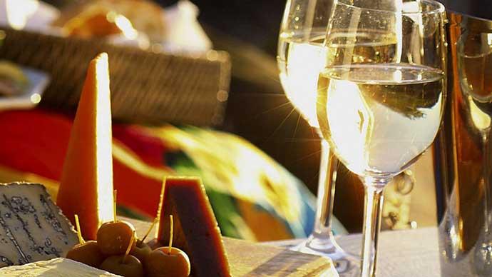 Сочетание вина и продуктов (фото)