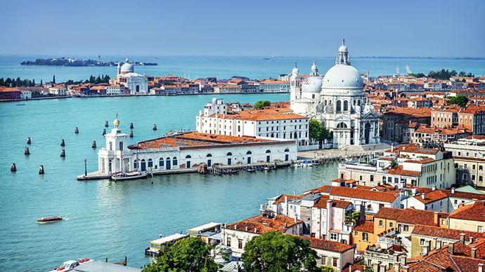 Частный гид в Венеции. Фото города