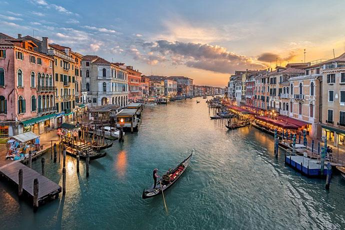 Индивидуальный гид в Венеции. Фото города