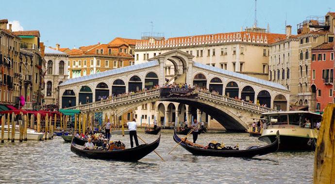 Официальный гид в Венеции. Фото города