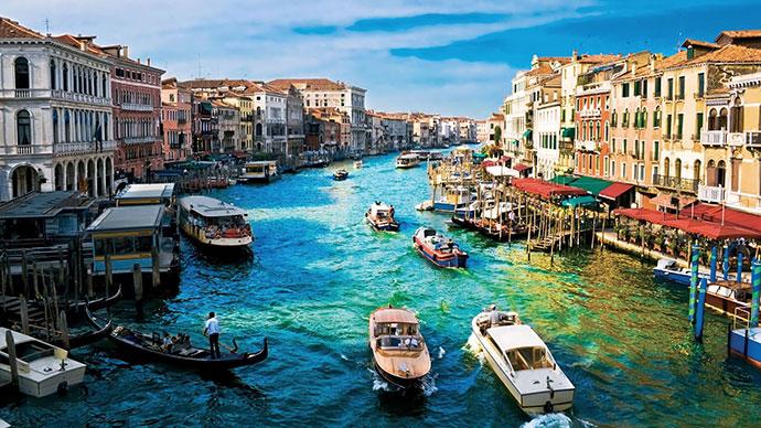 Заказать экскурсию по Венеции. Фото города