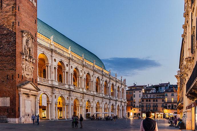 Экскурсия в Виченце (фото)