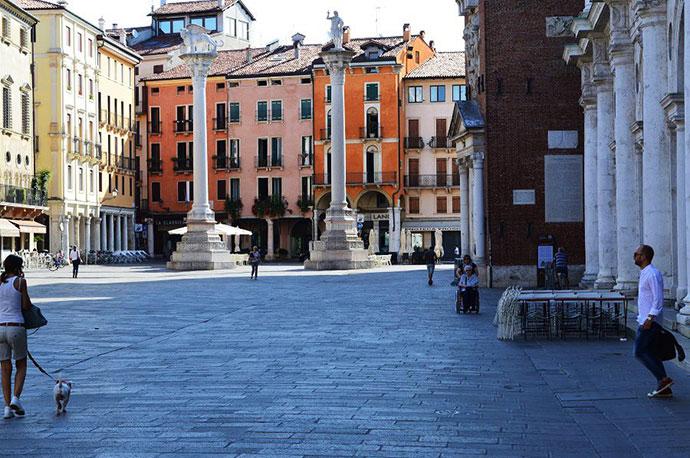 Индивидуальный гид в Виченце. Фото города