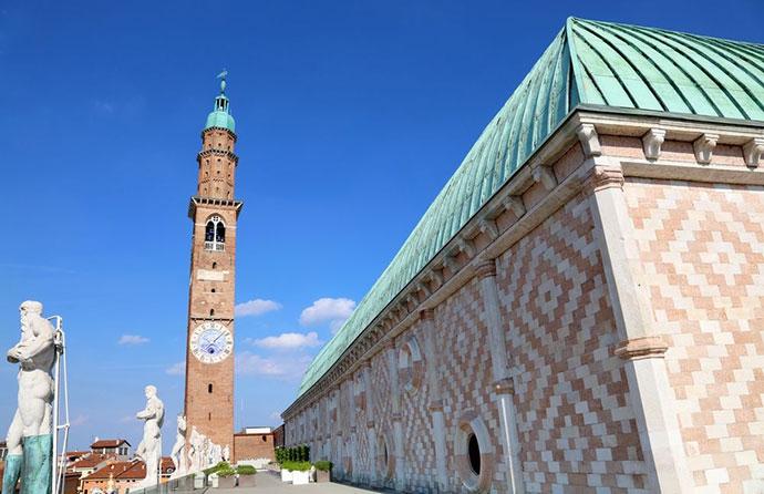 Официальный гид по Виченце. Фото достопримечательностей
