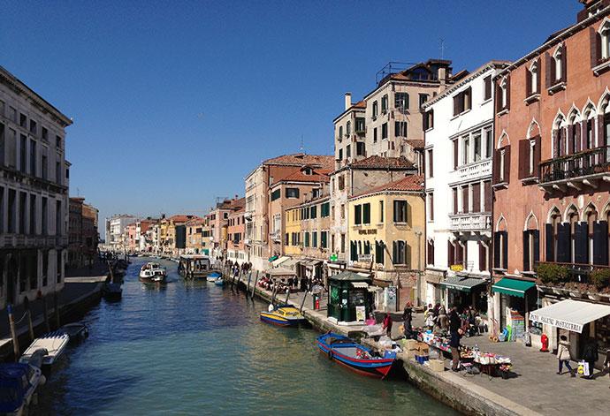Тур по Виченце. Фото города