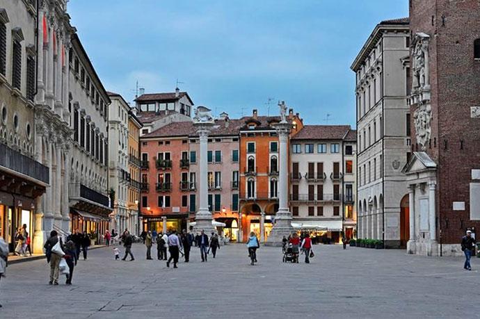 Экскурсия по городу Виченца (фото)