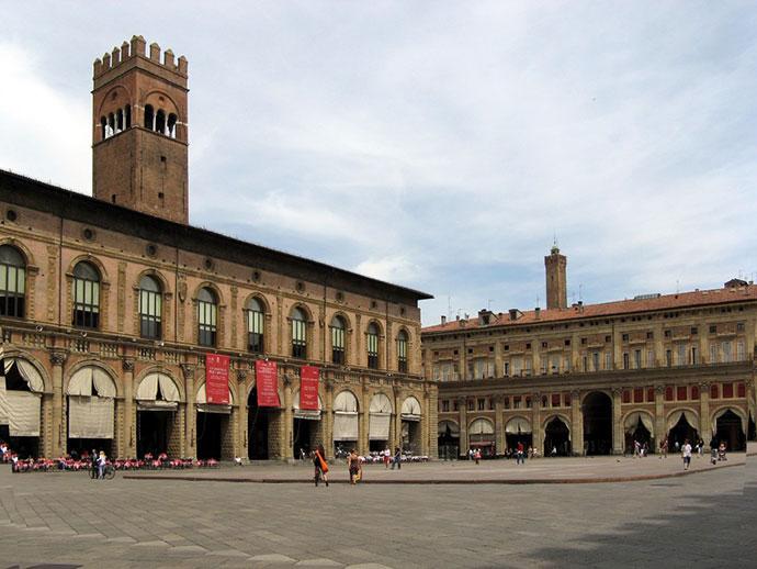 Частный гид по Болонье. Фото города