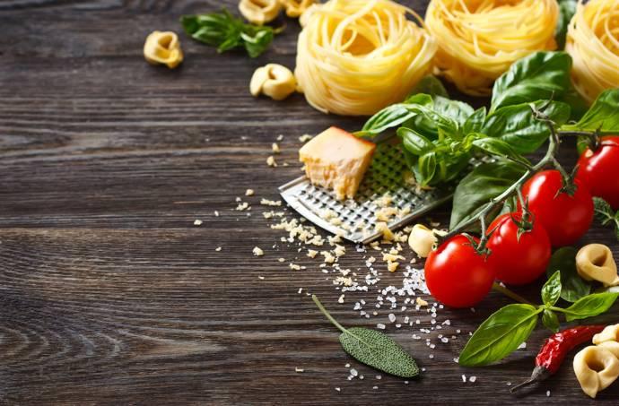 Кулинарные туры в Италию. Фото продуктов