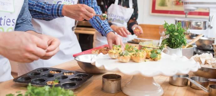 Кулинарный тимбилдинг в Италии (фото)