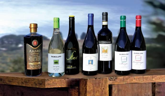 Пьемонтские вина (фото)