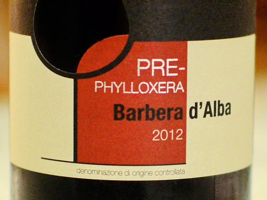 Вина DOC Barbera d'Alba (Пьемонт)