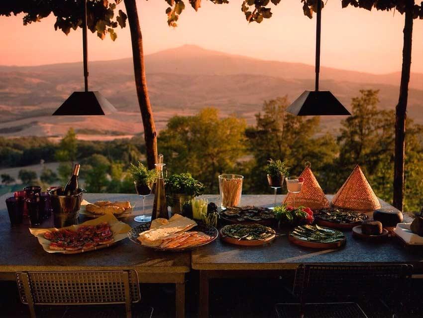 Wine Tour Italiya: гастрономические экскурсии по Тоскане